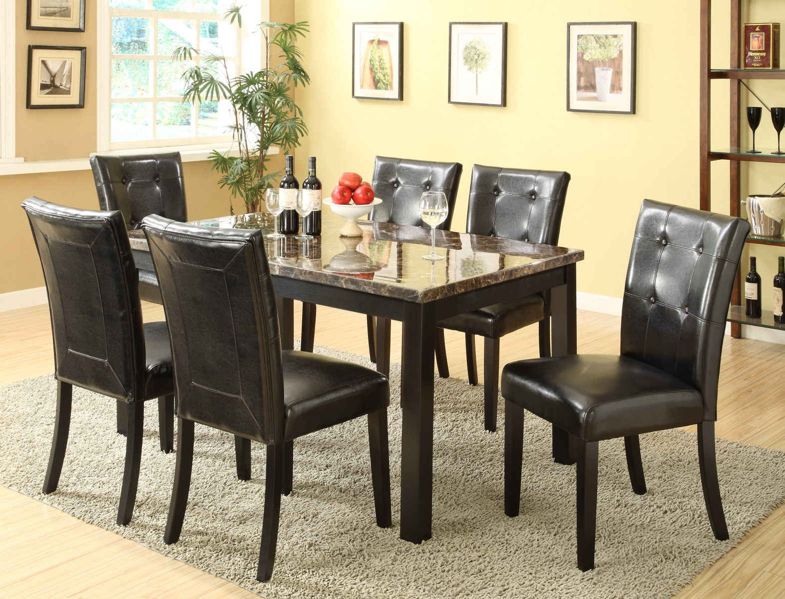 Dining room art decor furniture furniture store in houston muebleria en houston - Houston dining room furniture ideas ...